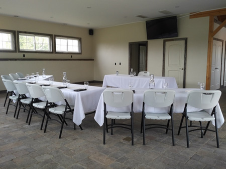 Meeting Setup for Small Group