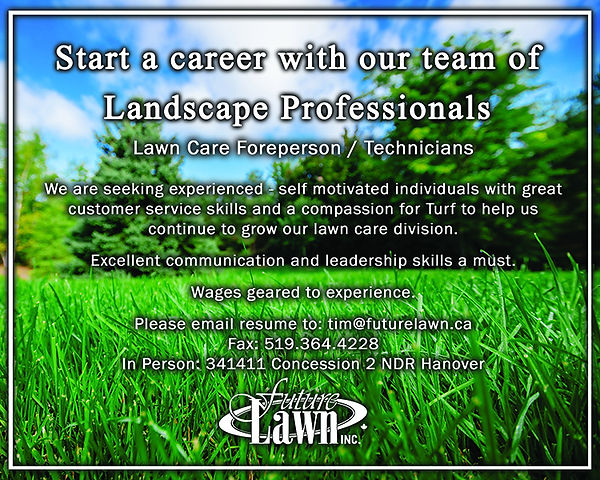 career, lawn, care, technician, outdoors