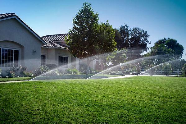 Sprinker, Irrigation System, Lawn