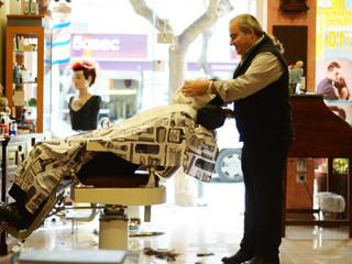 Athens Barber Shop: Ένα μπαρμπέρικο με υψηλού επιπέδου υπηρεσίες