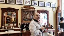Το κουρείο Athens Barber Shop - Theocharis Vasilis στο TheB.mag