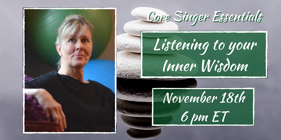 Listening to Your Inner Wisdom with Melody Schaper