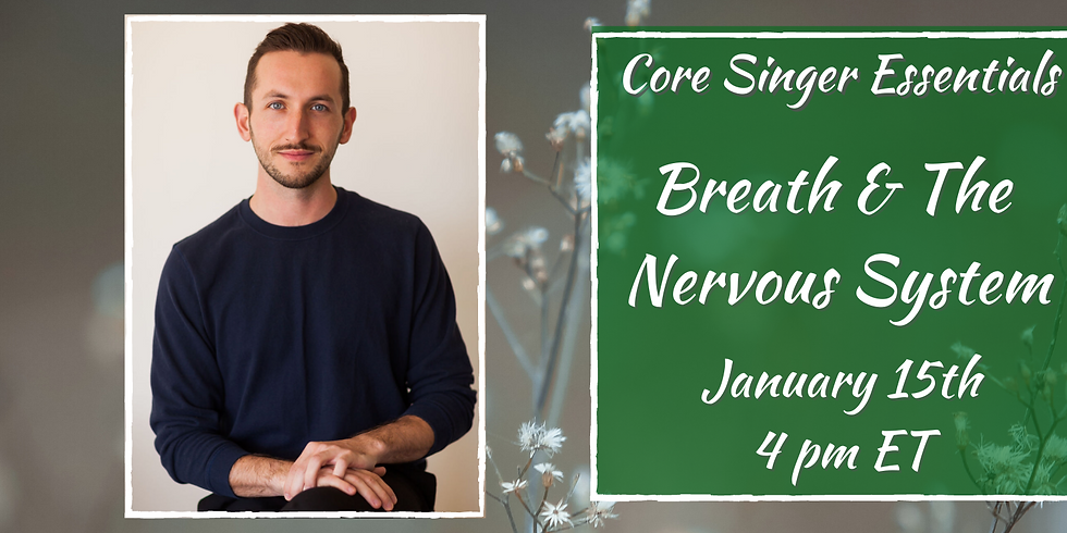 Breath & The Nervous System with Jay Colwell