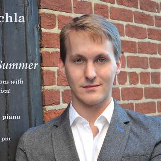 Thomas Hochla, M.M. Recital 2016