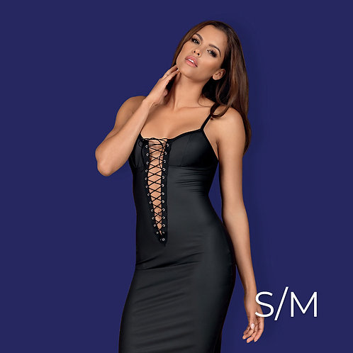 Obsessive - Redella dress S/M - Black