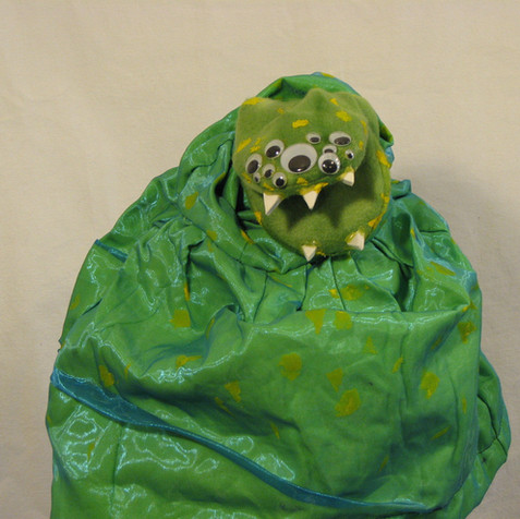 Radioactive Blob