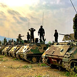 Soldiers and Tanks