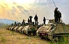兵士と戦車
