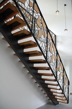 Steel & Oak Stairs - Sept 2018