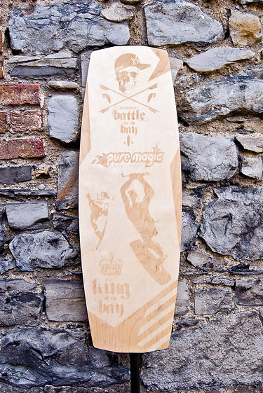 Brendan O'Donnell Design - Nigel Wynne Custom Design and Fabrication