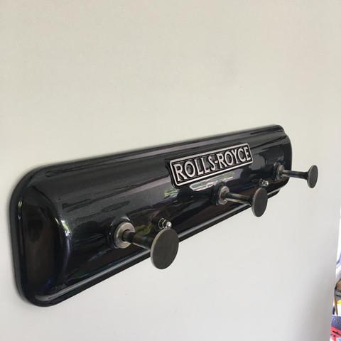 Rolls Royce Coat Hanger