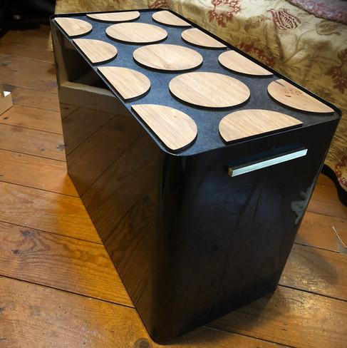 Custom Coffee Tables with Secret Storage