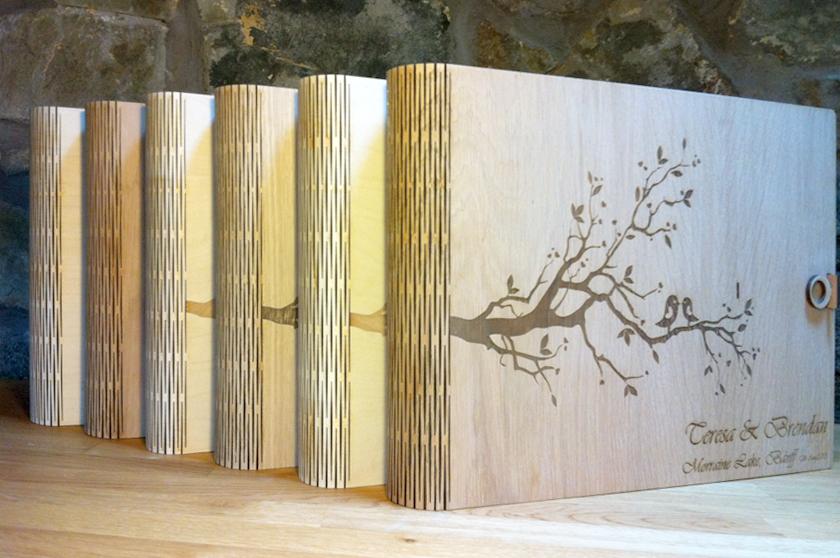 Wedding Day Book Box