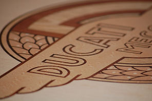 Brendan O'Donnell Design - Ducati Table