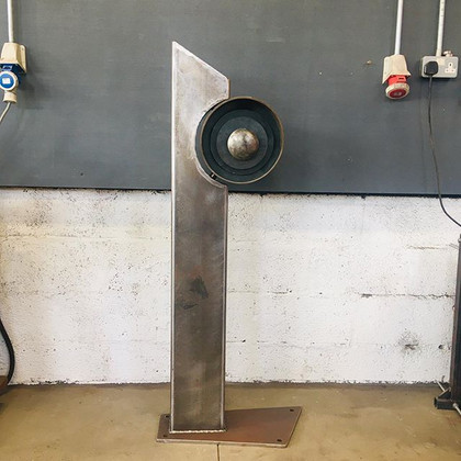 Custom Sculptural Post Box - Billy Moore