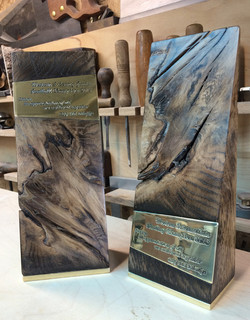 Irish Oak & Brass Awards