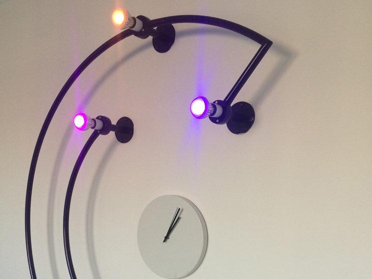 Brendan O'Donnell Design, Custom Light