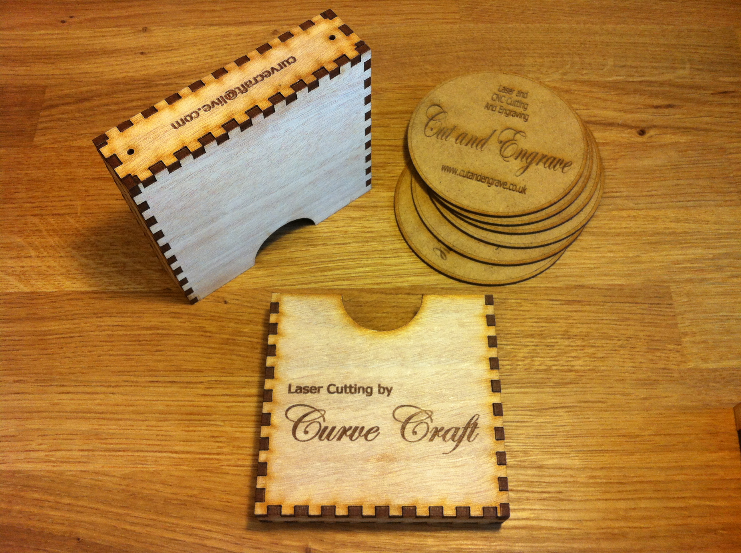 Laser Cutting and Engraving