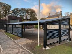 Blackwater School Rain Shelter