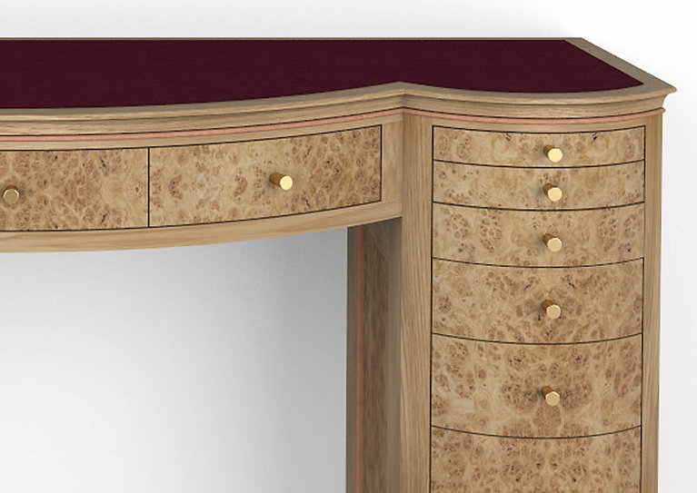 Brendan O'Donnell Design, Bespoke Writing Desk