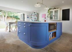 Royal Blue 07 by Curve Craft