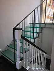 CMc Steel & Glass Stair Handrail