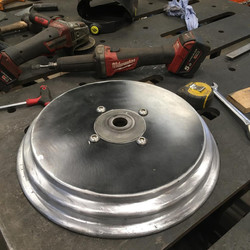 Components for the Propeller Table