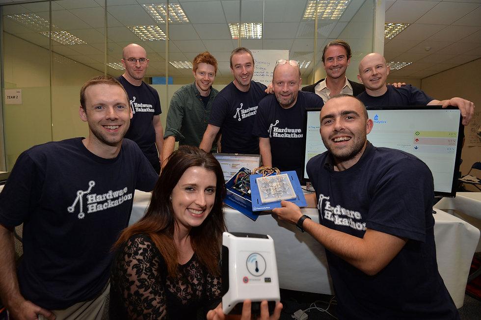Hardware HAckathon, Dublin, 2014, Intel, PCH