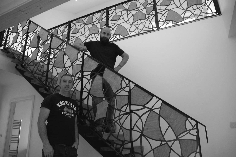 Steel Stairs - Sept 2018 - 012b