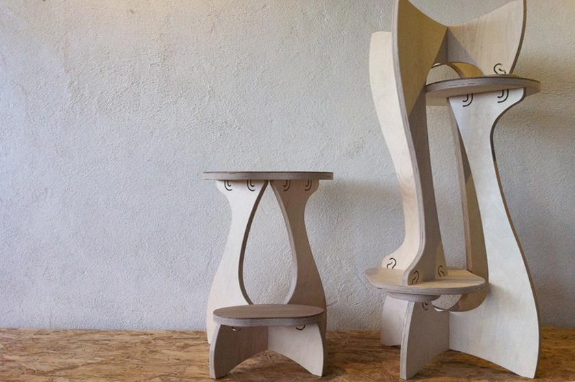 Click Furniture - Stools