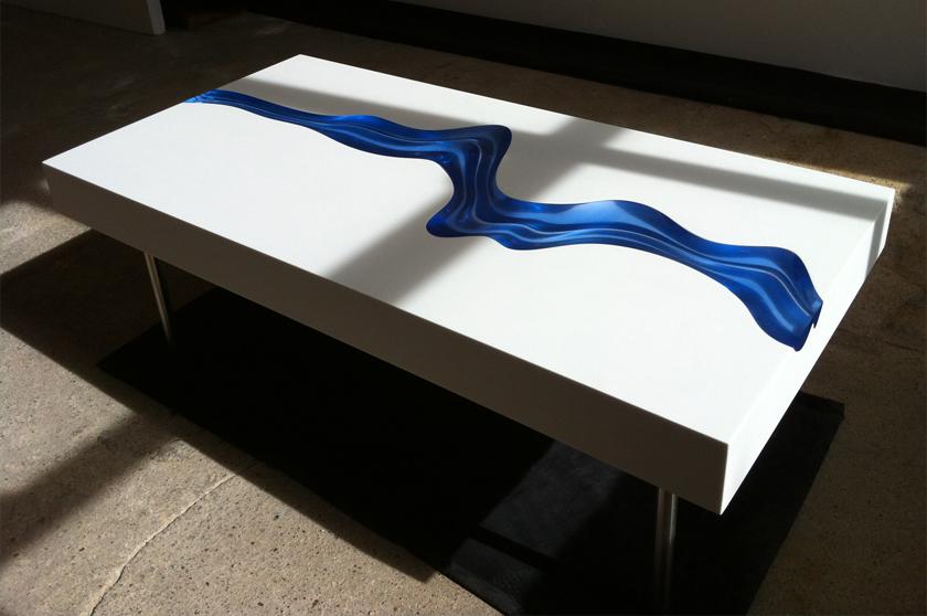 Resin River Table London 2012