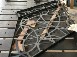 Steel Stairs Fabrication 03