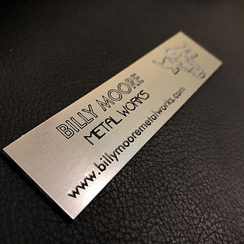 Laser Engraving on Trolase - Stainless Steel Foil