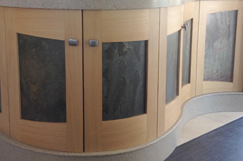 Tear Drop Island - Stone Panels
