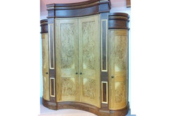 Curved Wardrobe by Curve Craft