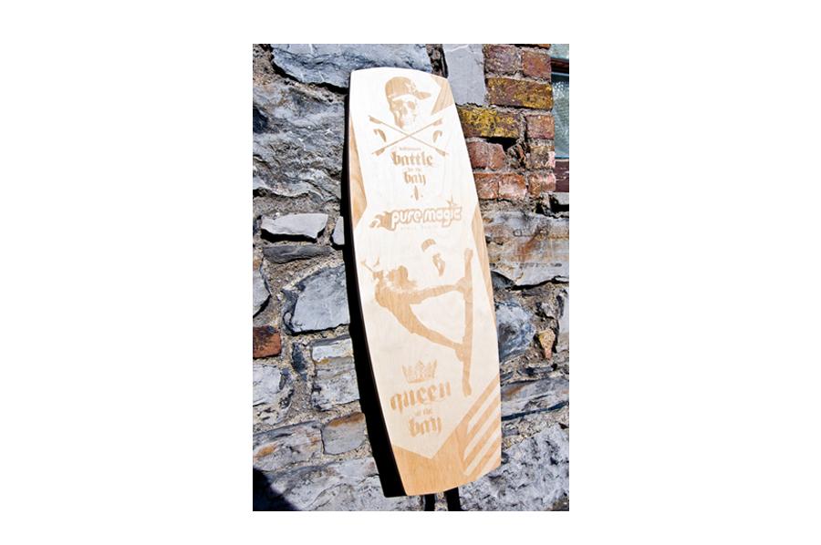 Replica Kite Board Trophy