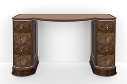 Burr Walnut Desk