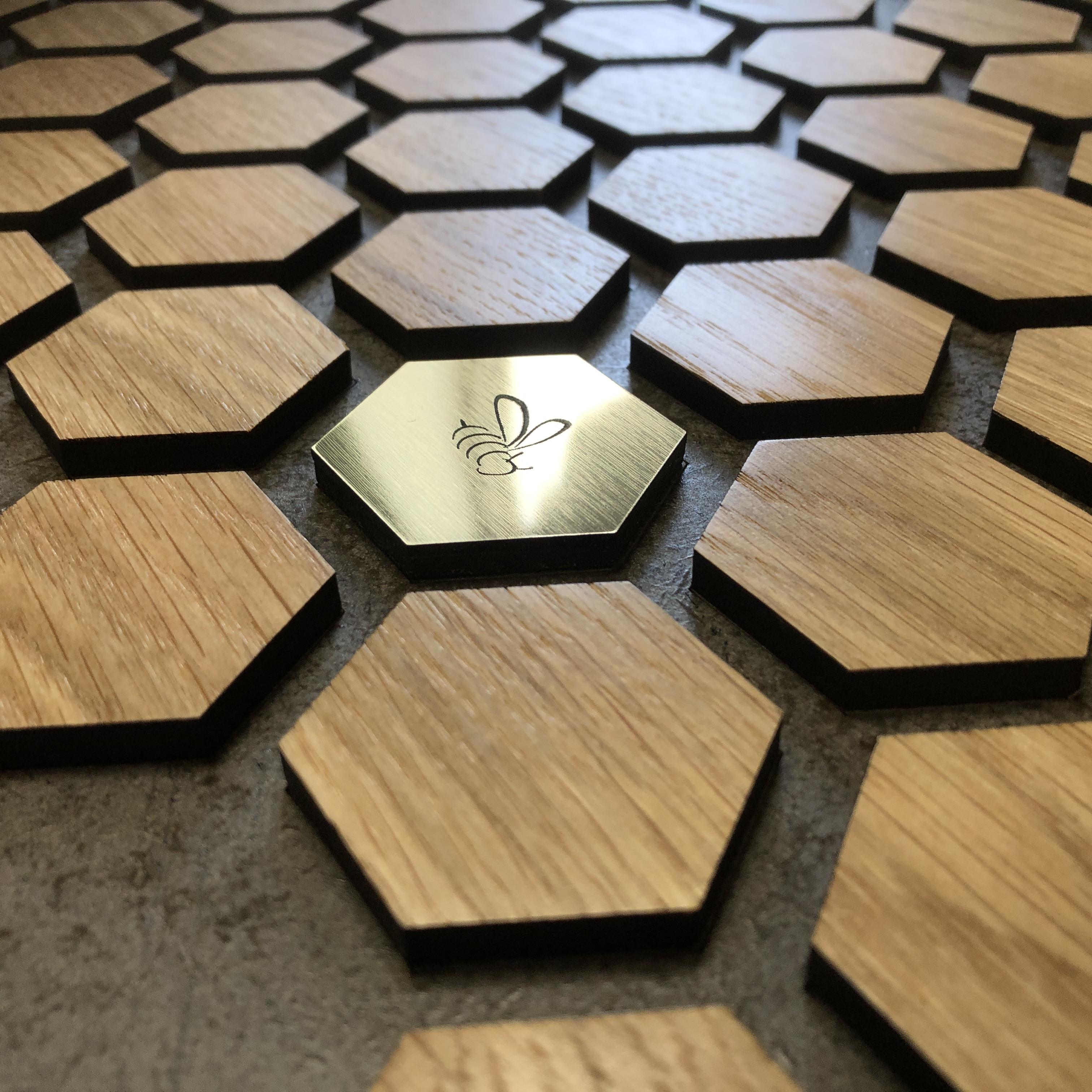 Honey Comb Table Top
