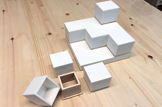 Brendan O'Donnell Design, Jewellery Display Boxes
