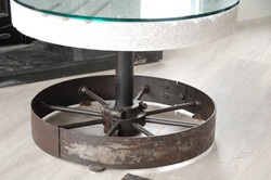 Millstone Table Detail 2 by Billy Mooree Furniture 2021 (26)