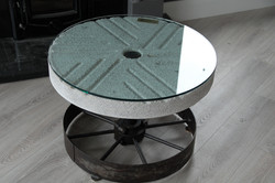 Millstone Table by Billy Moore