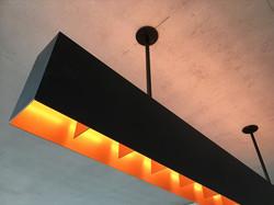 Plate Steel Light Complete