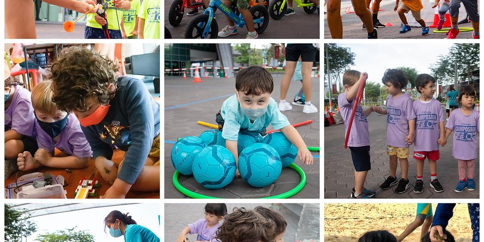 Vivo Kids Holiday Camposaur  5th - 9th July 2021 [Age: 3.5 - 10YO]