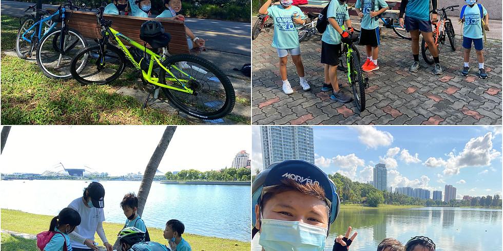 Vivo Kids Green Warrior Cycling Camposaur 19, 21 to 23 July 2021 [Age: 7 to 12 YO]