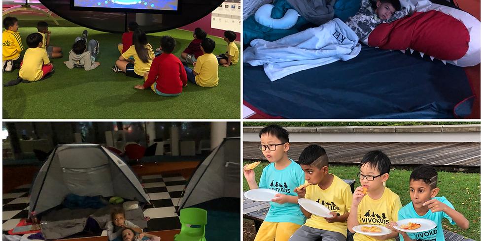 Vivo Kids June Holiday Camposaur 7 to 11 June 2021 [Age: 3.5 - 10 YO]