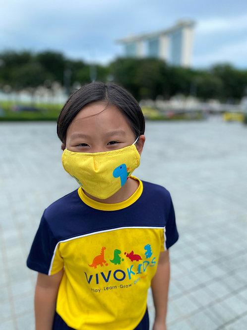 VivoKids Reusable Face Mask [Kids]