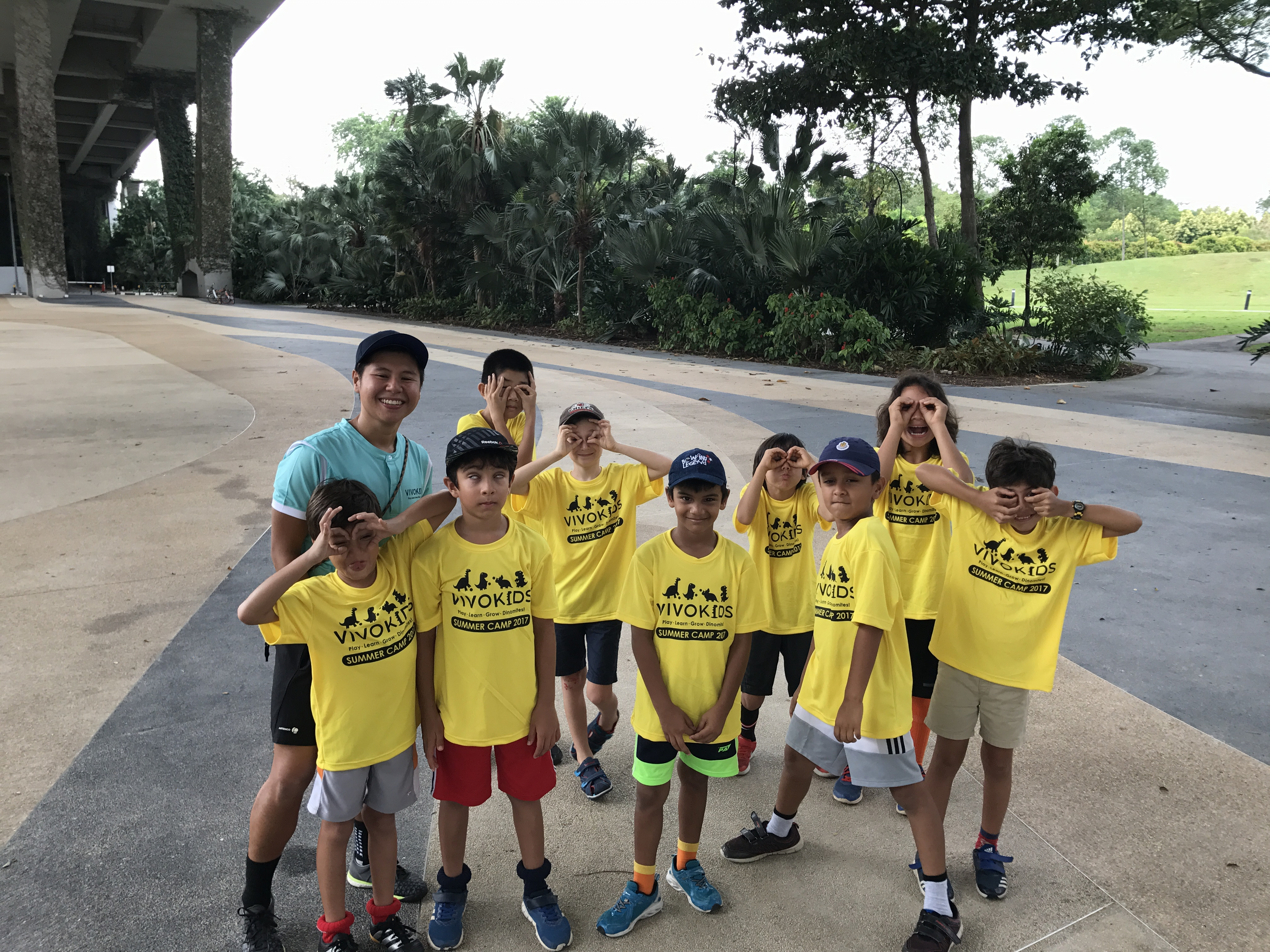 Vivo Kids Summer Camp
