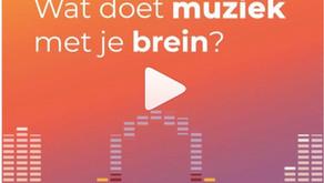 Instagram live - Wat doet muziek met je brein?