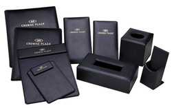 Hotel Leather Products - Guest Room