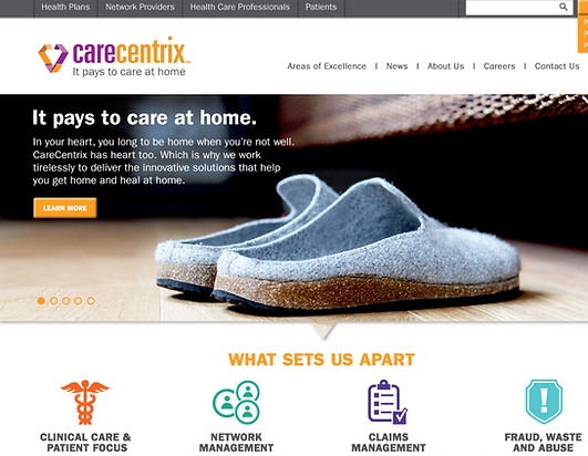 CareCentrix Company Rebranding